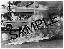 VIETNAM 1963  PRIZE WINNING  PHOTO 8 x 10 + FREE BONUS SAME DAY SHIPPING
