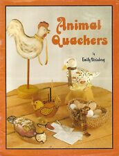 Emily Steinberg : ANIMAL QUACKERS Painting Book - OOPS!