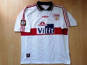 VfB Stuttgart Vintage Home Football Jersey 1996 1997 2XL Trikot VitFit