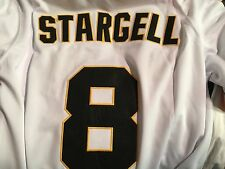 WILLIE STARGELL PIRATES COOPERSTOWN COLLECTION MITCHELL & NESS NWT SZ 50