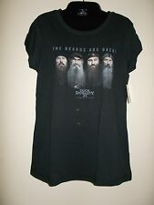 Duck Dynasty The Beards Are Back NWT TShirt  M!FREE FAST SHIP!!