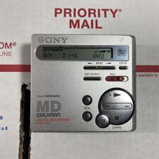 *EXCELLENT -Sony MZ-R70 MD Walkman MiniDisc Player/Recorder - 100% WARRANTY