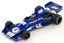Tyrrell 007 Ford Patrick Depailler GP Belgium 1975 1:43 - S1646