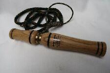 Wooden Dead Ringer Custom Canada Goose Call By Duane Cobert, East Moline, Il