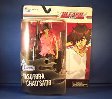 Bleach Series 2 Yasutora Chad Sado Action Figure By Toynami