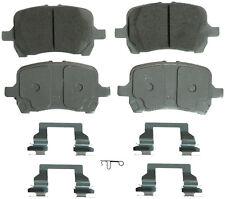 Wagner QC1160 Frt Ceramic Brake Pads