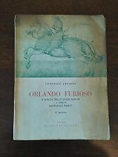 ORLANDO FURIOSO - Ludovico Ariosto - Edizioni Glaux