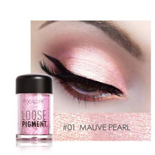 Focallure 18 Colors Makeup Glitter Eye Shadow Shimmer Pigment Loose Powder Tools