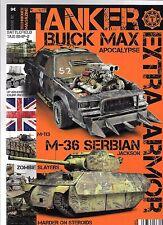 Techniques Magazine TANKER No. 2, Apocalypse, Extra Armor Edition  AKI T-2 ST