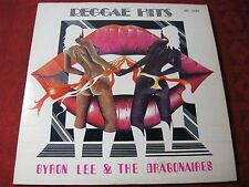 LP BYRON LEE & THE DRAGONAIRES Reggae Hits DYNAMIC REC JAN 1978 (NM)