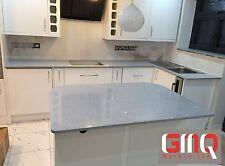 Light/Dark Grey Quartz Mirror Fleck | Stone Kitchen Worktops
