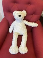 Cuddly Toy:  White Bear From The White Company VGC