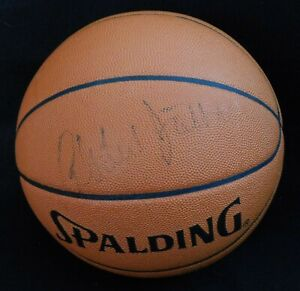 Kareem Abdul-Jabbar Signed Spalding Official Game Basketball JSA Authenticated