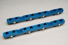 PRW 1535006 Billet Aluminum Rocker Arm Stud Girdles for Chevy SBC (AFR Heads)