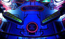 Terminator 2 T2 Pinball Ultra Violeta Flipper Luz Mod