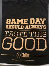 New Dos Equis Shirt, Men's Large or Xl, Black, Game Day, Ncaa Football Playoffs