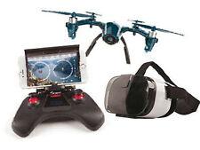 FPV Drohne Peregrine FPV WIFI mit VR -Videobrille, HD Kamera, Komplettset NEU