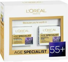 L'Oreal SET GIFT  Age Specialist 55+ Day Cream 50 ml and Night Cream 50 ml