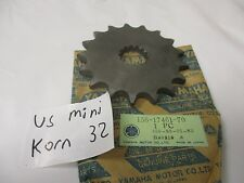 NOS Yamaha DS7 YDS5 YM2C Drive Sprocket 17T 156-17461-70