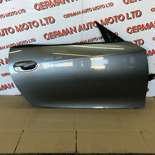 BMW Z4 Series E85 ROADSTER Front RIGHT Door O/S In Grey 472/7