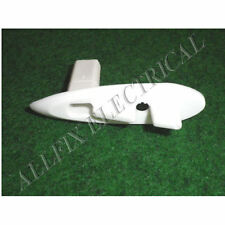 Simpson, Westinghouse White Oven Handle End Cap - Part No. 0160003551