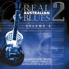 Real Australian Blues Volume Two. Brand New CD - Latest Remastered edition