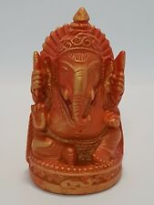 "Ganesha Statue Arancia Gold 60mm ""Remover of Obstacles"" (Post or Local Pickup)"