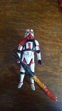 Loose Incinerator Stormtrooper, Star Wars Black Series 6 inch, Mandalorian