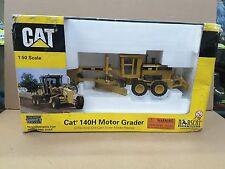 Norscot 1/50 Caterpillar 140H Motor Grader