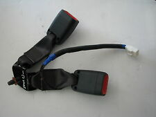 Kia Soul rear seat belt buckle used 2012