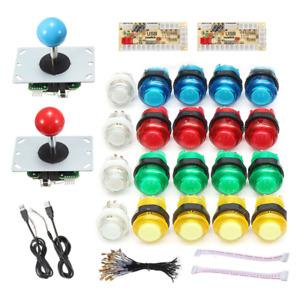 2 Player DIY Arcade Joystick Kit