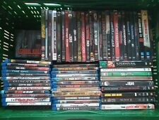 DVD/Blu-ray Sammlung Action Horror etc. 63 Stück Sammlungsauflösung Nr.8  FSK18