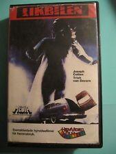 1980 The HEARSE VHS Swedish HEM Video Pal Trish Van Devere Joseph Cotton Rare