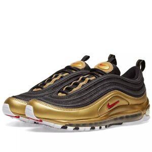 Scarpe da ginnastica da uomo color oro Nike Air Max 97 | Acquisti ...