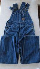 Walls Men's Bib overalls Size 34 x 30 Jean