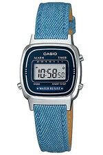 Casio Women Digital Quartz Alarm Dress Watch New LA670WL-2A2DF