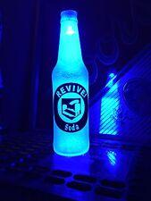 Call Of Duty Revive Soda 12 oz Zombie Perks Bottle Light LED XBOX Man Cave
