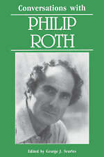 NEW Conversations With Philip Roth by Philip Roth