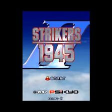 Strikers 1945 II Substrate PC Board Psikyo 1997 JAMMA Power Up Shooting Japan