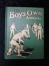 The Boys Own Annual: Volume 53: 1930-31: Hardback
