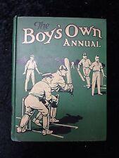 The Boys Own Annual: Volume 53: 1930-31: Hardback