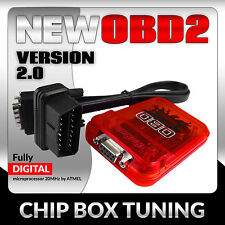 OBD2 Power Box Mitsubishi Pajero/Shogun III 3.5 GDI 203HP Petrol Chip Tuning v2