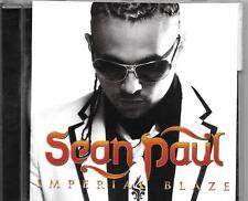 CD ALBUM 20 TITRES--SEAN PAUL--IMPERIAL BLAZE--2009