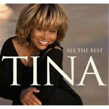 TINA TURNER TINA ALL THE BEST 2 CD NEW