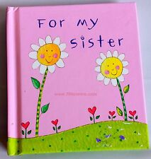 For My Sister (Heartwarmers Ideal Gift Book) Hardback, Friend, Siblings, Family