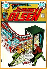 Superman's Pal-Jimmy Olsen DC Comic Book-#162(Bronze)/1974