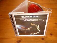 Baden Powell Tristeza / Poema / Canto / Images On Guitar MPS Records CD 2CD RAR