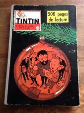 recueil reliure journal tintin 42 (1959) couv Hergé + chèques côte bdm :  180e