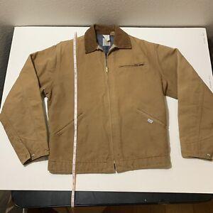 Carhartt vintage jacket 1989 100 year edition Large Detroit Wool Blanket Lined