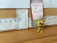 #14 Rare Terin Gold Series4 Gogos Crazy Bones, Single Figure